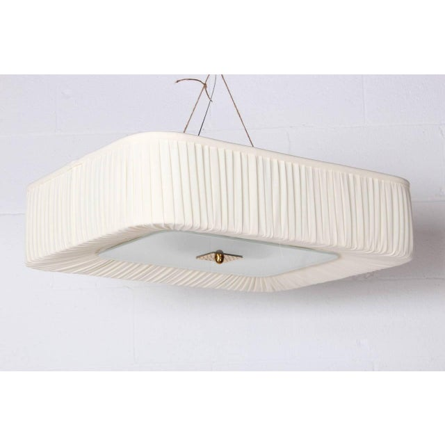 Flush Mount Light Fixture by Paavo Tynell for Idman - Image 2 of 10