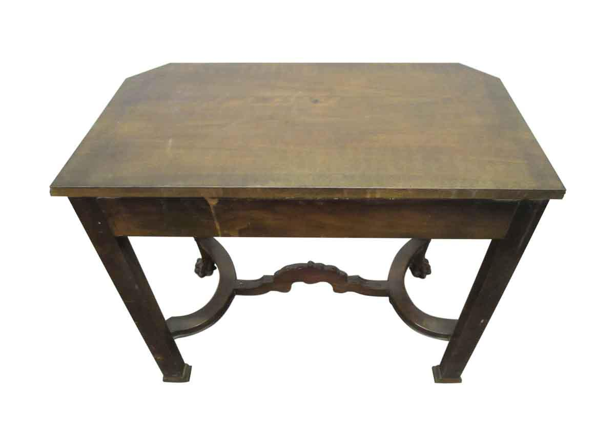 Bear Claw Wooden Console Table   Image 10 Of 10