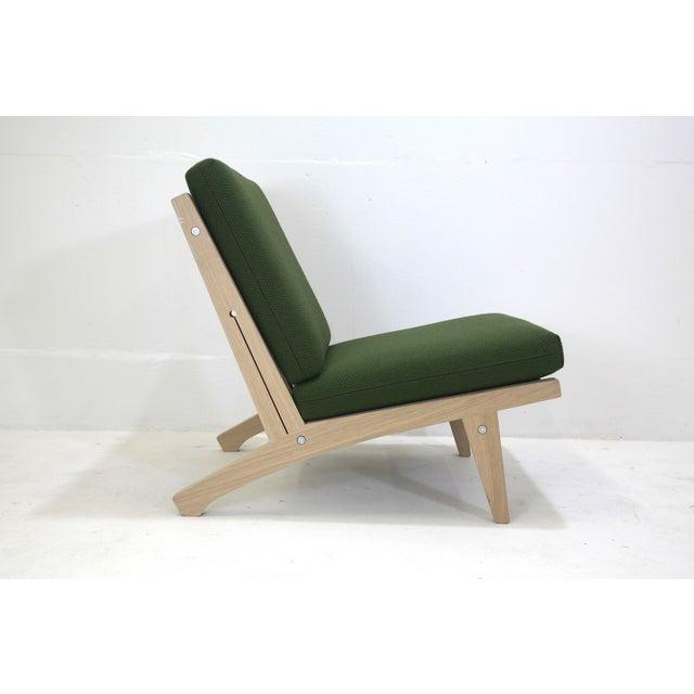 Hans Wegner Mid-Century Modern Chair GE-370 - Image 5 of 11
