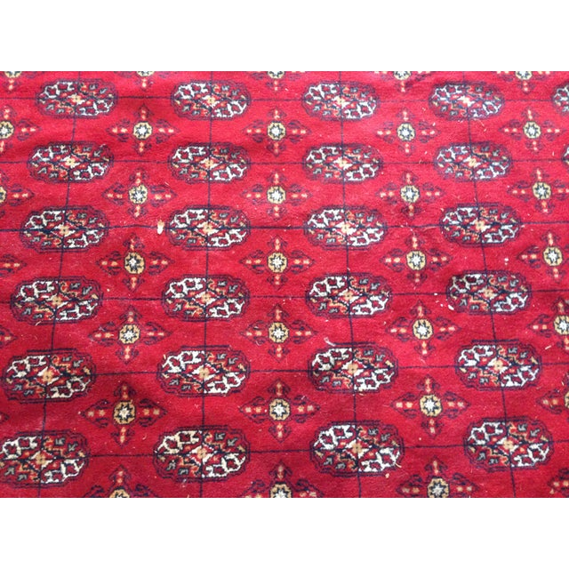 """Hand Knotted Wool Rug - 8'3"""" x 10'9"""" - Image 4 of 4"""