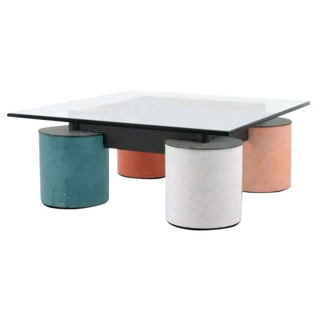 Rare Massimo Vignelli Coffee Table - Image 1 of 6