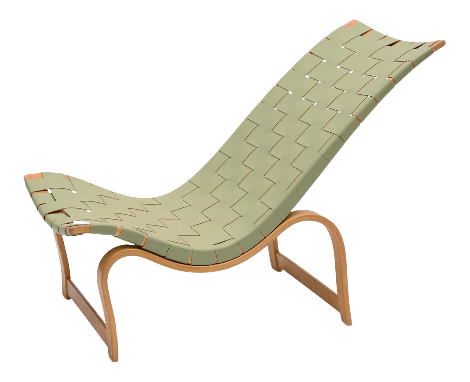 Early Bruno Mathsson Model 36 Easy Chair   Image 1 Of 10