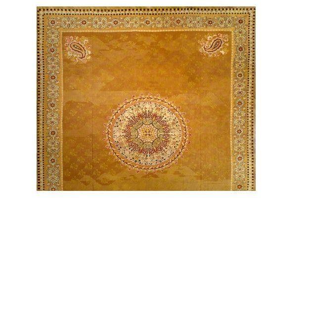 Antique Oversize 19th Century Russian Besserabian Carpet - Image 1 of 1