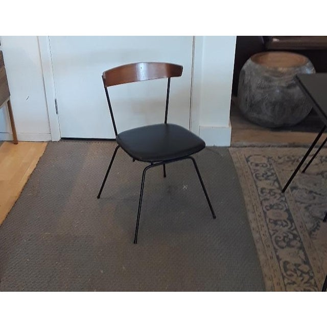 Mid-Century Modern 1950s Mid-Century Modern Clifford Pascoe Dining Set - 7 Pieces For Sale - Image 3 of 8