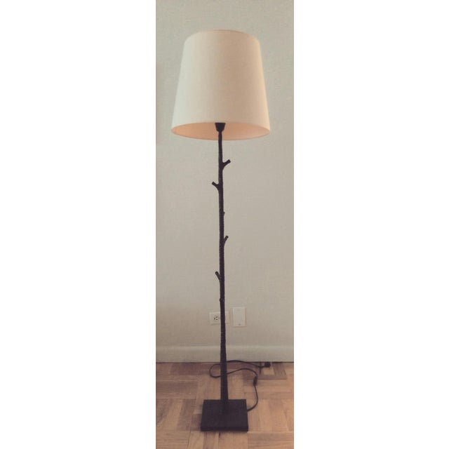 Baker Furniture Company Twig Floor Lamp - Image 2 of 6