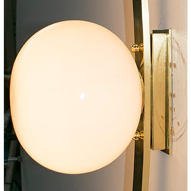 Cresta Sconces / Flush Mounts by Fabio Ltd (4 Available) For Sale - Image 9 of 11
