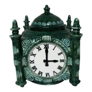 1897 Marshall Fields Clock Jar Iconic Clock Replica For Sale