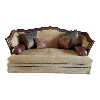 Marge Carson Lizette Sofa For Sale