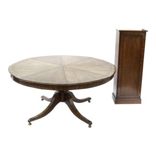 Smith and Watson Round Radial Table
