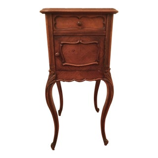 Early 19th Century Vintage French Louis VI Side Table For Sale