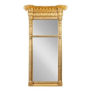 American Gilt Tabernacle Pier Mirror by Waterhouse For Sale