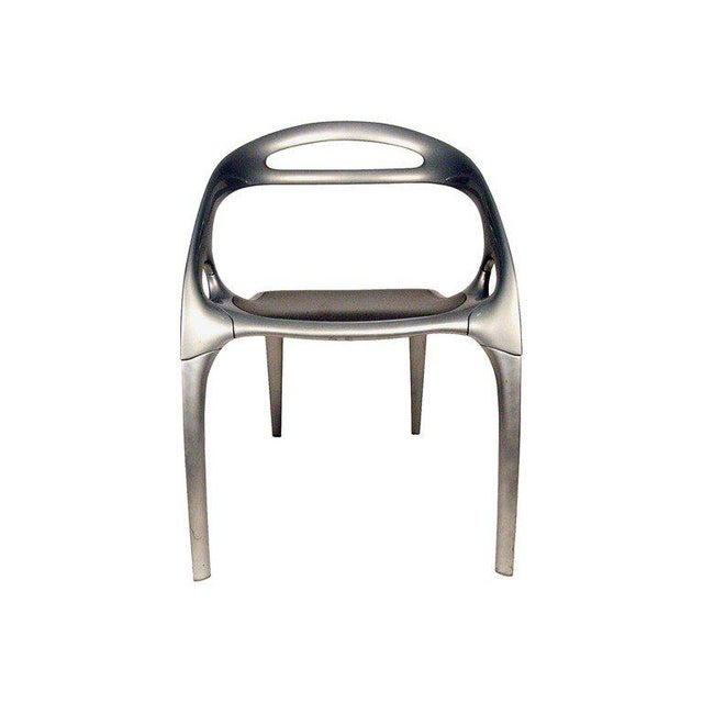 luxury ross lovegrove s go chair stacking for bernhardt set of