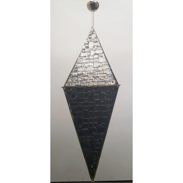 Italian Luxor Lantern by Fabio Ltd (2 Available) For Sale - Image 3 of 4