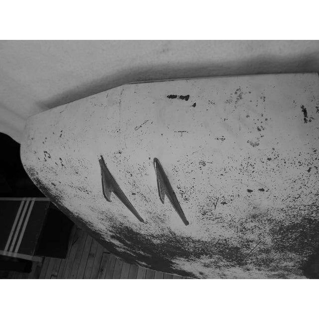 1959 Rambler Car Hood Wall Sculpture - Image 4 of 5