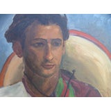 Image of Portrait of a Young Mexican Man For Sale