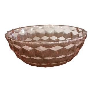 Depression Glass Bowl For Sale