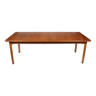 Danish Art Deco Dining Table For Sale