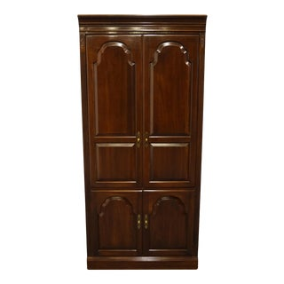 Ethan Allen Georgian Court Traditional Style Media Cabinet/Armoire For Sale
