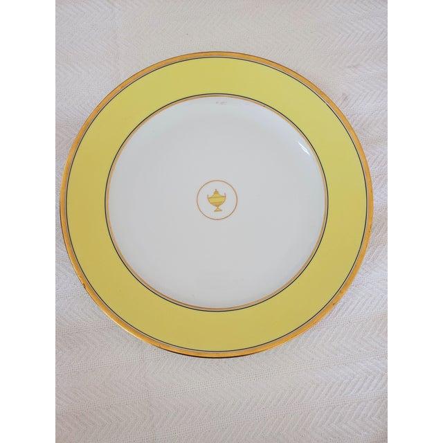 Italian Richard Ginori Yellow Tureen For Sale In Las Vegas - Image 6 of 9
