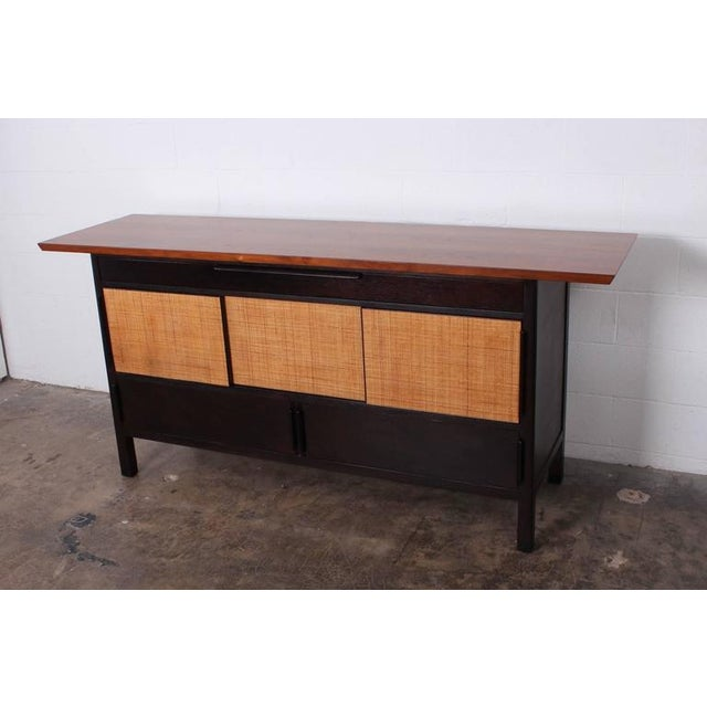 Tan Dunbar Cabinet by Edward Wormley For Sale - Image 8 of 10