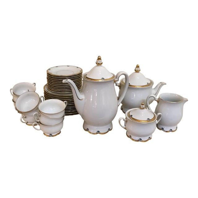 1920s Royal Tettau Coffee Tea & Dessert Set - 36 Pieces - Image 1 of 9
