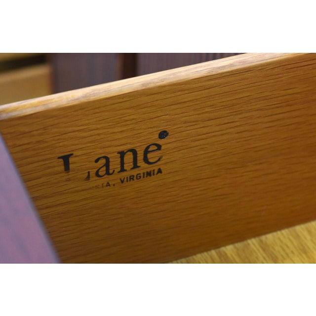 Mahogany Lane Mahogany Dresser, 1960s For Sale - Image 7 of 8