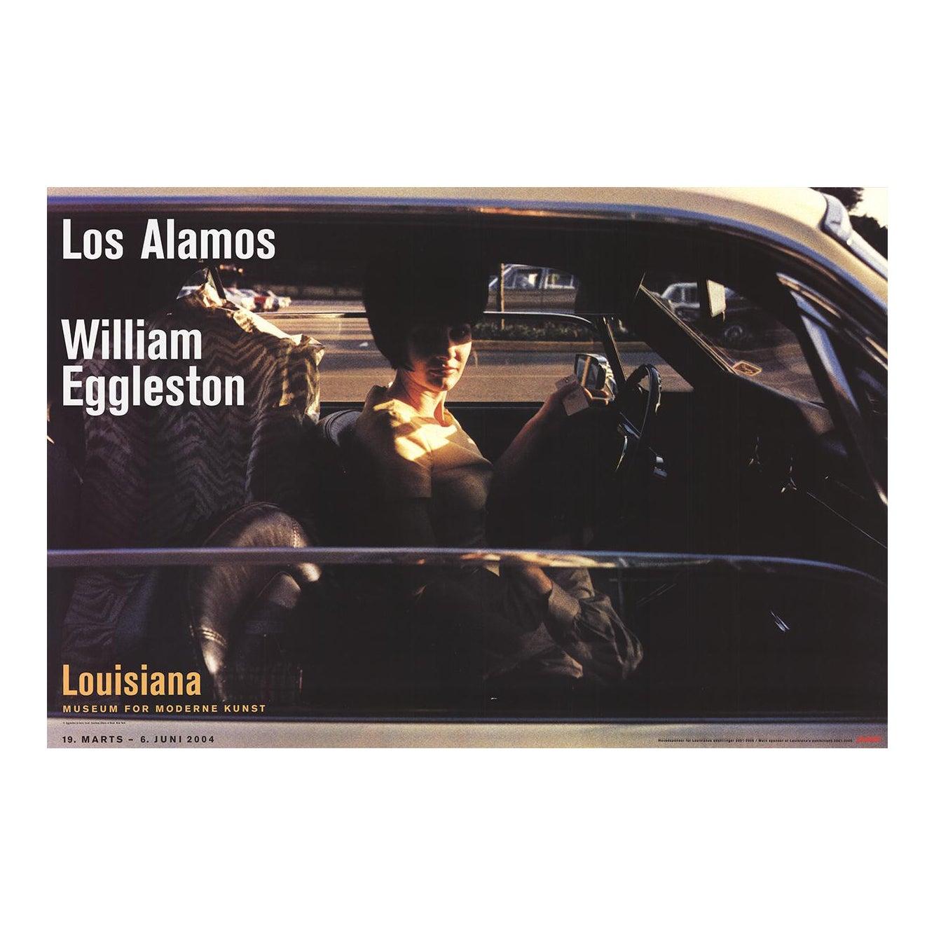 William Eggleston-Los Alamos-2014 Poster