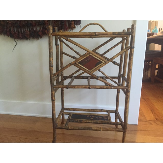 1880s French Bamboo Umbrella Stand - Image 2 of 7
