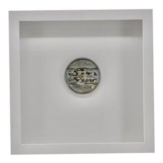 Vintage Framed Chris Craft Emblem For Sale