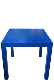 Image of Leather Side Tables