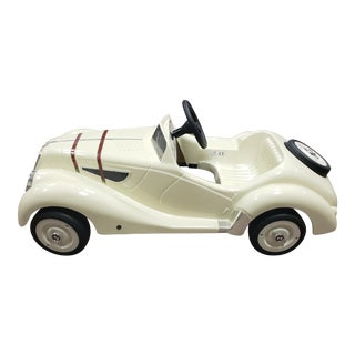 1930s Vintage Bmw 328 Roadster Style Pedal Car For Sale