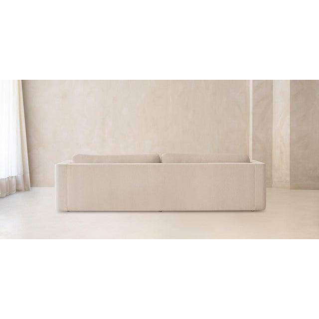 Dmitriy & Co Borgo Sofa For Sale - Image 4 of 9