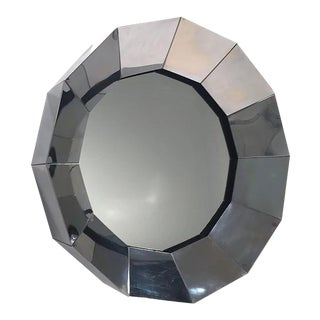 Curtis Jere Chrome Mirror