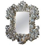 Image of Sea Shell Mirror For Sale
