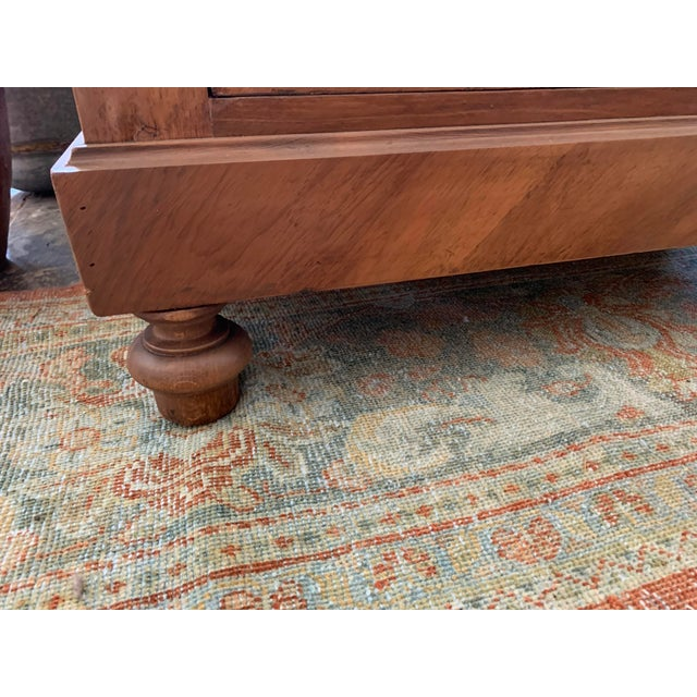 19th Century French Country Marble Top Dresser For Sale - Image 10 of 12