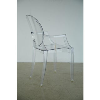 Louis XVI Ghost Chairs by Philippe Starck for Kartell, Unused With Original Tags, 12 Available Preview