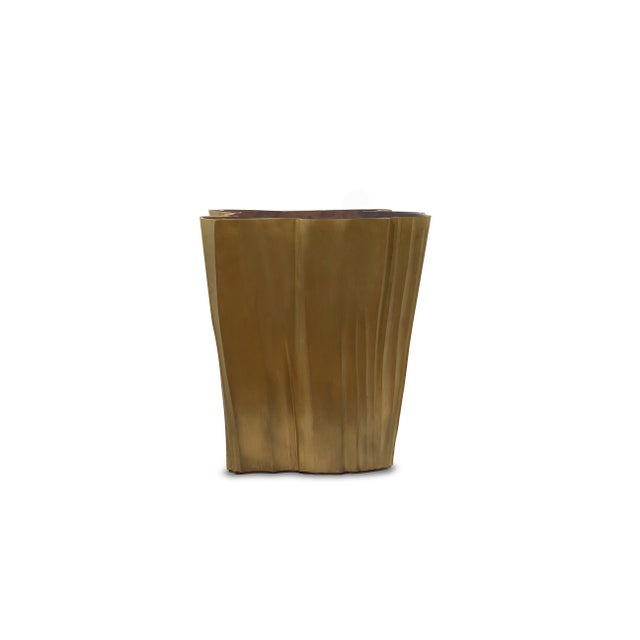 Modern Sequoia Side Table Big From Covet Paris For Sale - Image 3 of 9