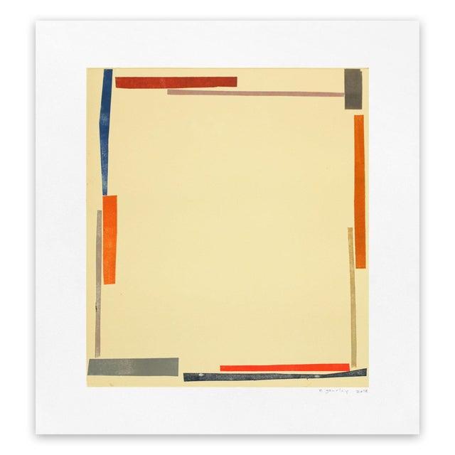 "Elizabeth Gourlay Elizabeth Gourlay ""Tromba 2"" Print For Sale - Image 4 of 4"