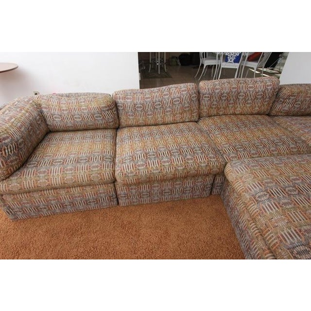 Milo Baughman Vintage Sectional for Thayer Coggin - Image 4 of 10