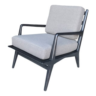 RestoredCarlo Di Carli Lounge Chair Singer and Sons For Sale