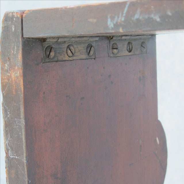 Ship's Hanging Shelf For Sale - Image 11 of 11