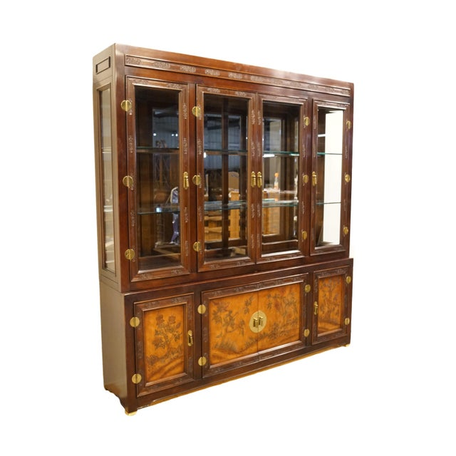 Late 20th Century Vintage Bernhardt Furniture Shibui ...