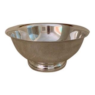 Gorham Revere Style Bowl For Sale