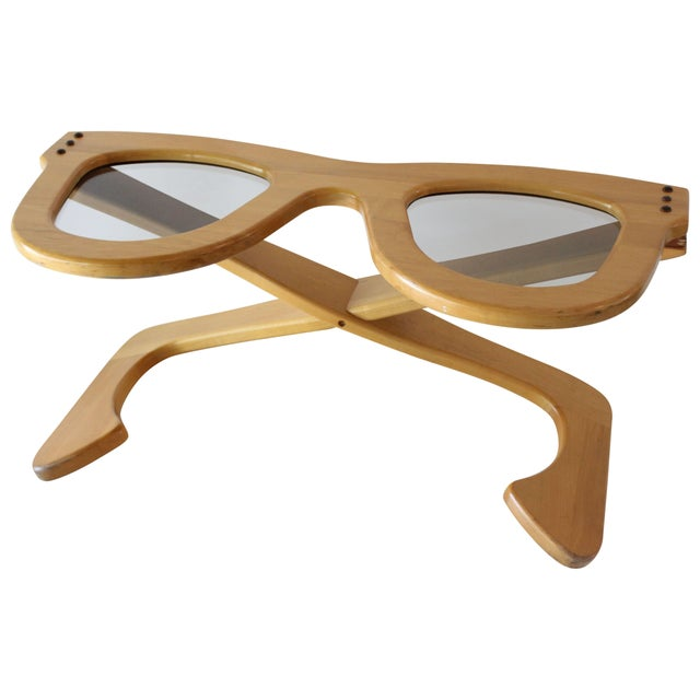 Sunglasses Coffee Table For Sale