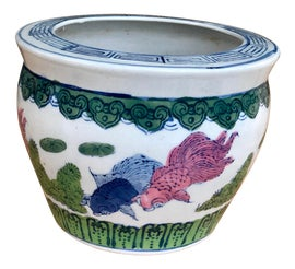 Image of Fish Bowl Planters