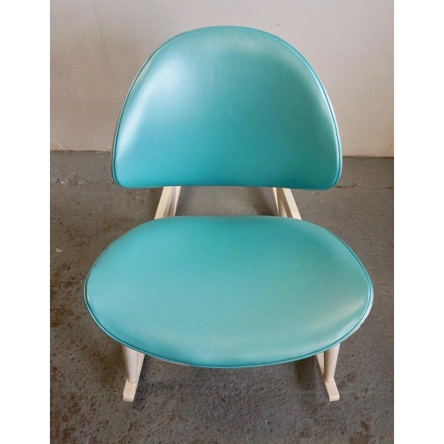 Mid Century Modern Kodawood Rocking Chair For Sale - Image 6 of 8