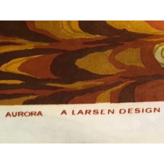 196 Aurora Velvet Fabric by Jack Lenor Larsen - 30 Yards For Sale - Image 6 of 8