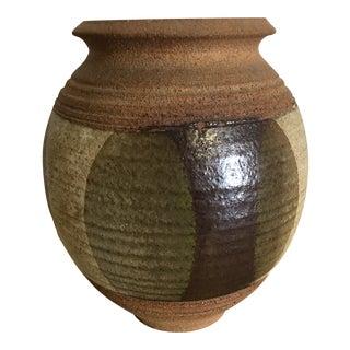 James Wishon Studio Pottery Vase