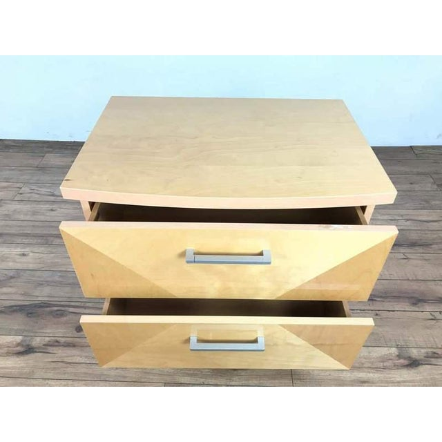 Alf Design Group Two-Drawer Night Stand For Sale - Image 4 of 9
