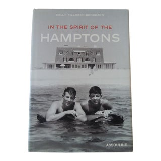 In the Spirit of the Hamptons Hardcover Book For Sale